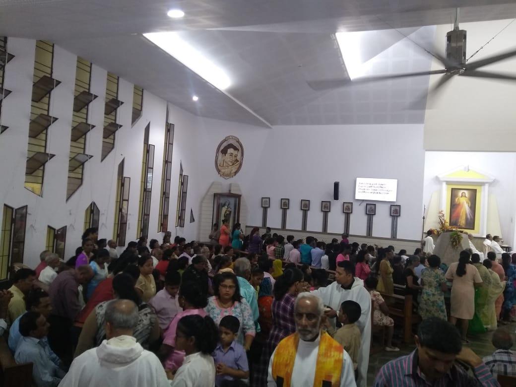 Welcome to Carmel Monestery, Margao, Goa